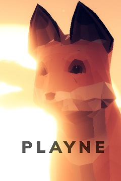 Постер PLAYNE: The Meditation Game