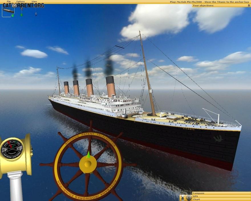 Ship simulator free download