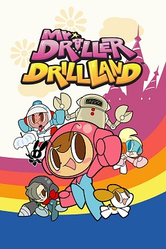 Постер Mr. Driller: Drill Land