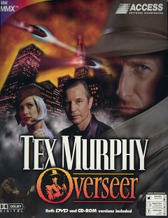 Постер Tesla Effect: A Tex Murphy Adventure