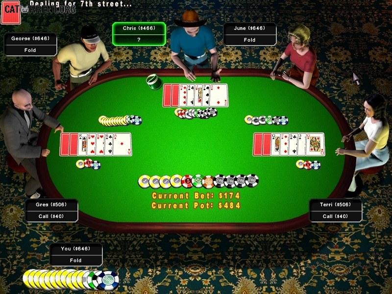 покер скачать на пк