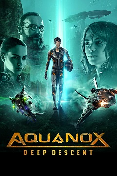 Постер Aquanox: Deep Descent
