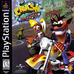 Постер Crash Bandicoot 4: It's About Time