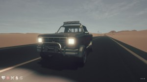 Кадры и скриншоты UNDER the SAND - a road trip game