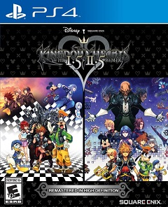 Постер Kingdom Hearts III + Re:Mind