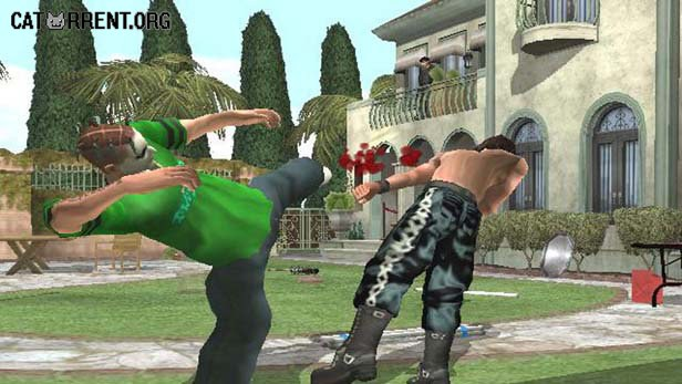 Backyard Wrestling: Don't Try This at Home (PS2) скачать ...