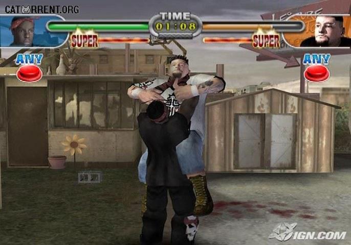 Backyard Wrestling 2: There Goes the Neighborhood (PS2 ...