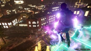Кадры и скриншоты inFamous: Second Son