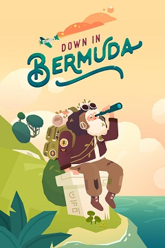 Постер Down in Bermuda