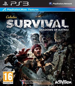 Постер Cabela's Survival: Shadows of Katmai