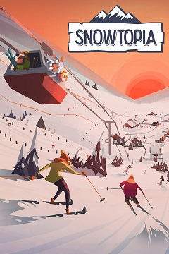 Постер Snowtopia: Ski Resort Tycoon