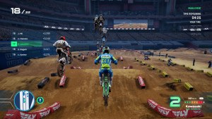 Кадры и скриншоты Monster Energy Supercross: The Official Videogame 4