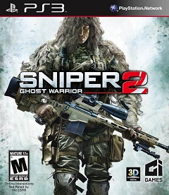 Постер Sniper: Ghost Warrior Contracts