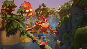 Кадры и скриншоты Crash Bandicoot 4: It's About Time
