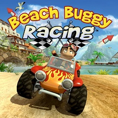 Постер Beach Buggy Racing 2: Island Adventure
