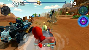Кадры и скриншоты Beach Buggy Racing 2: Island Adventure