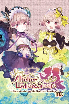 Постер Atelier Lydie & Suelle: The Alchemists and the Mysterious Paintings DX