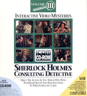 Sherlock Holmes Consulting Detective, Volume III