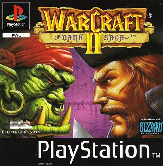 Warcraft II : The Dark Saga (PS)